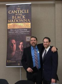 Military Advisor for The Canticle of the Black Madonna Opera