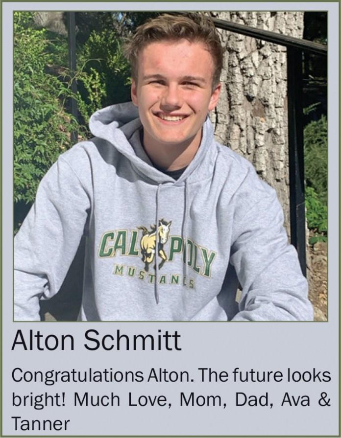 Alton Schmitt June 2020