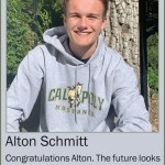Alton Schmitt June 2020
