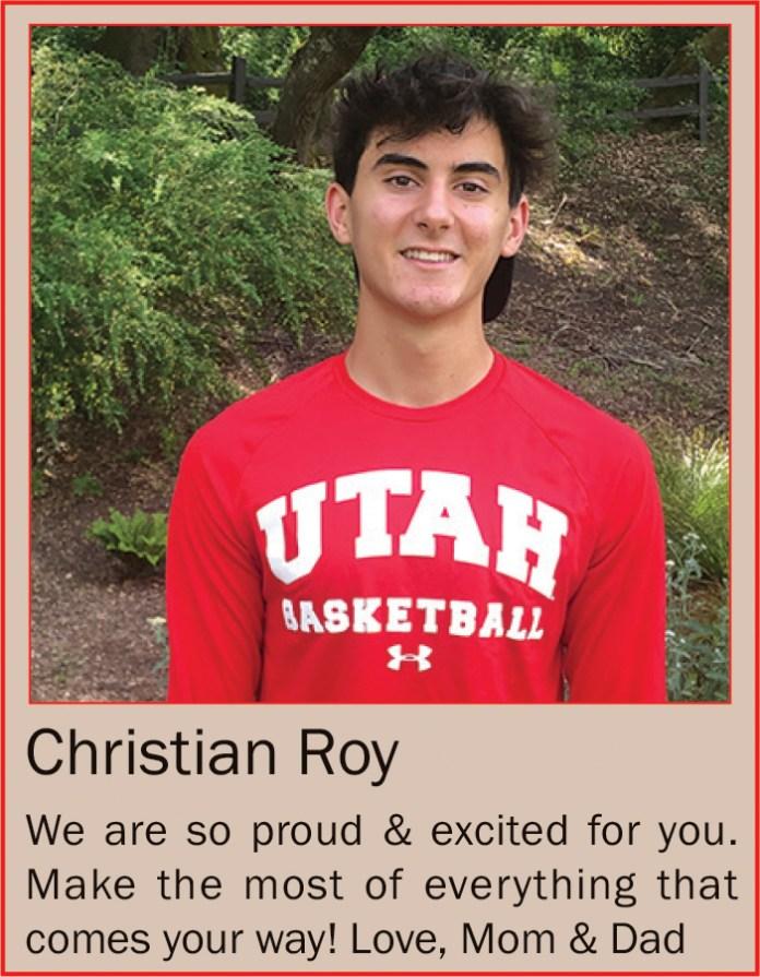 CHristian Roy June 2020
