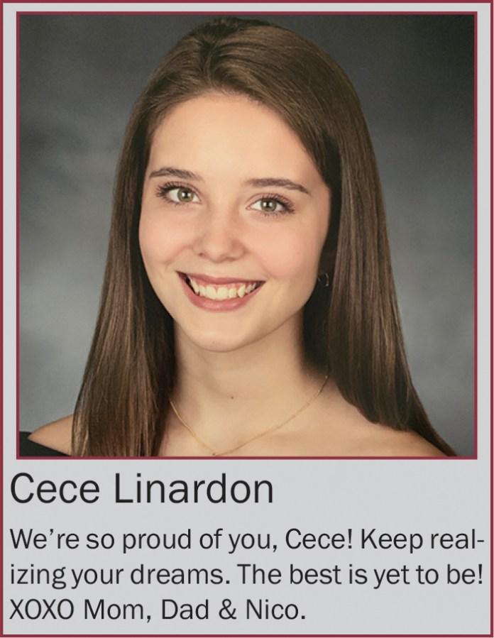 Cece Linardon June 2020