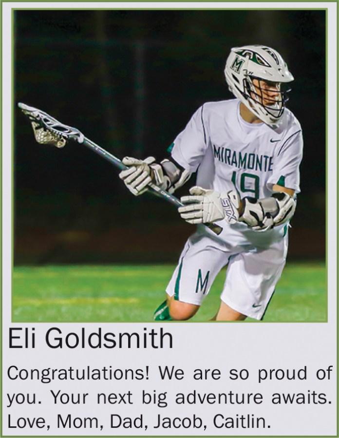 Eli Goldsmith June 2020