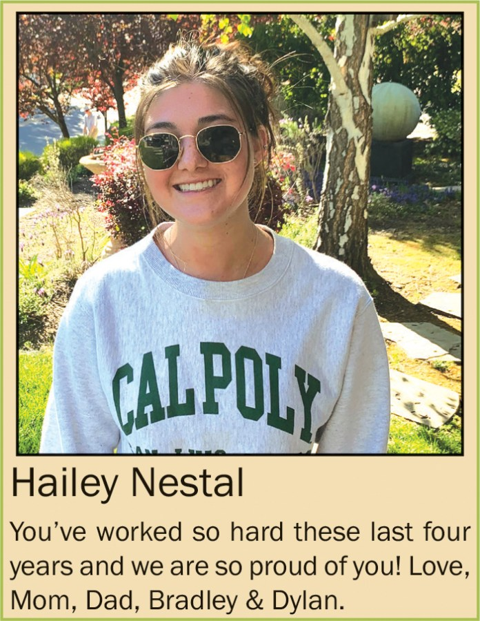Hailey May 2020