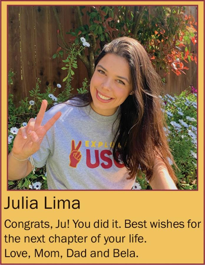 Julia Lima June 2020