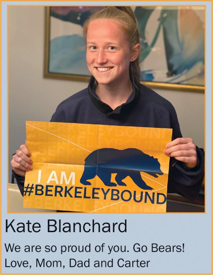 Kate Blanchard June 2020