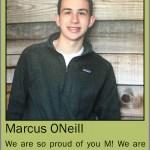 Marcus O'Neil June 2020