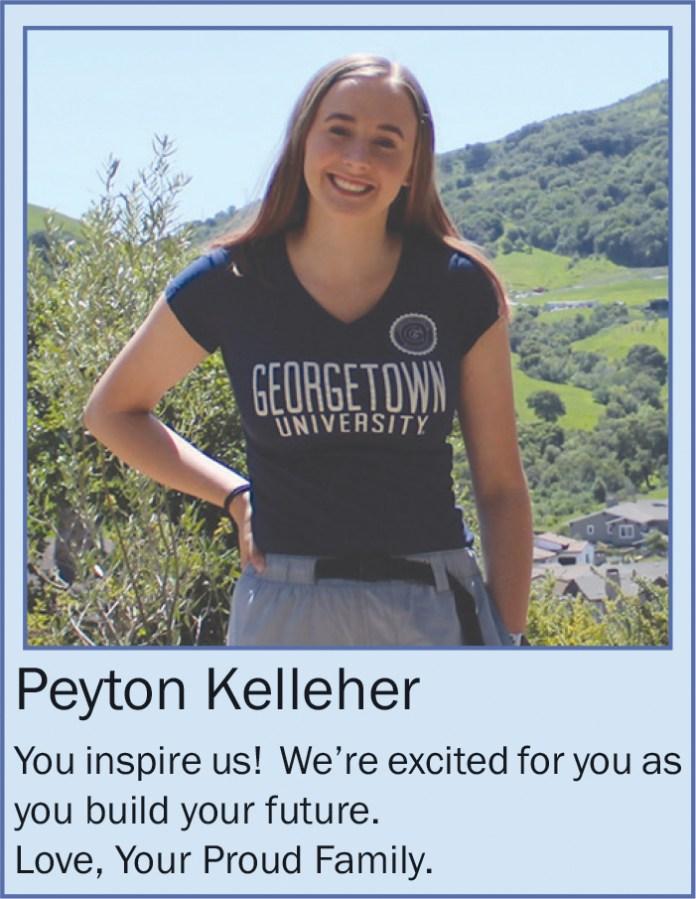 Peyton Kelleher June 2020