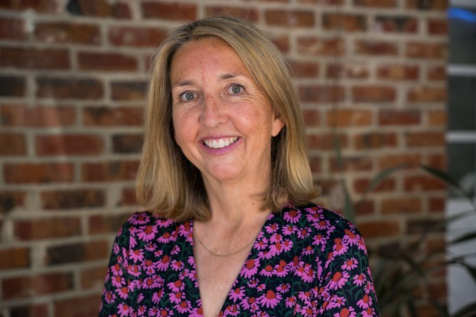"""(Courtesy Kristen Southworth) Voted in as Orinda's Chamber President, Kristen Southworth said her business philosophy consists of """"competence and compassion"""" and her goal of becoming chamber president is about giving to others."""
