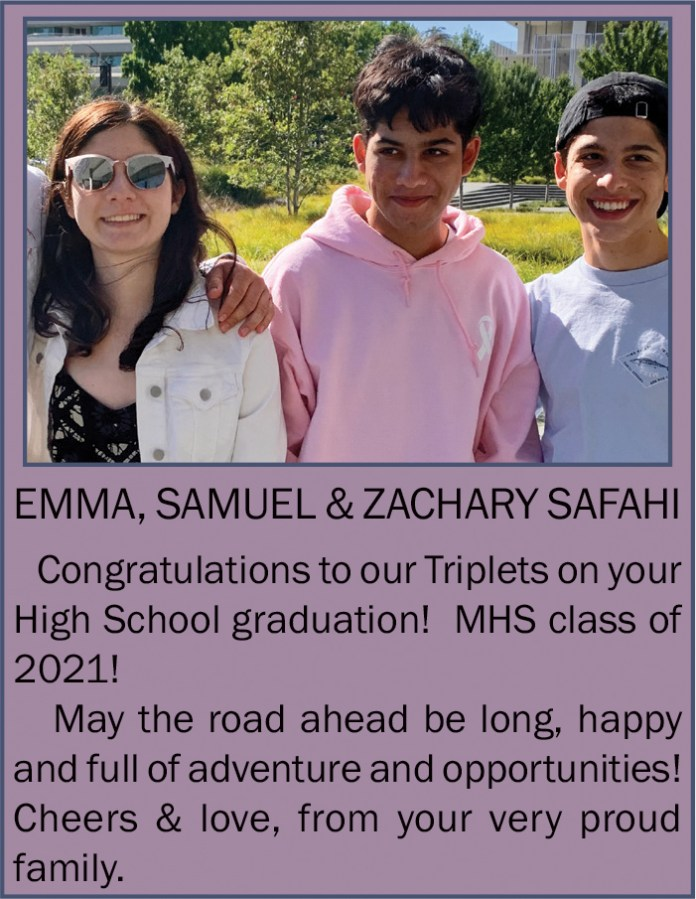 Safahi Triplets June 2021