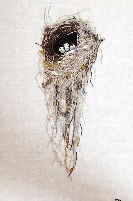 """Tina Nelson, """"Fragile Nest"""""""