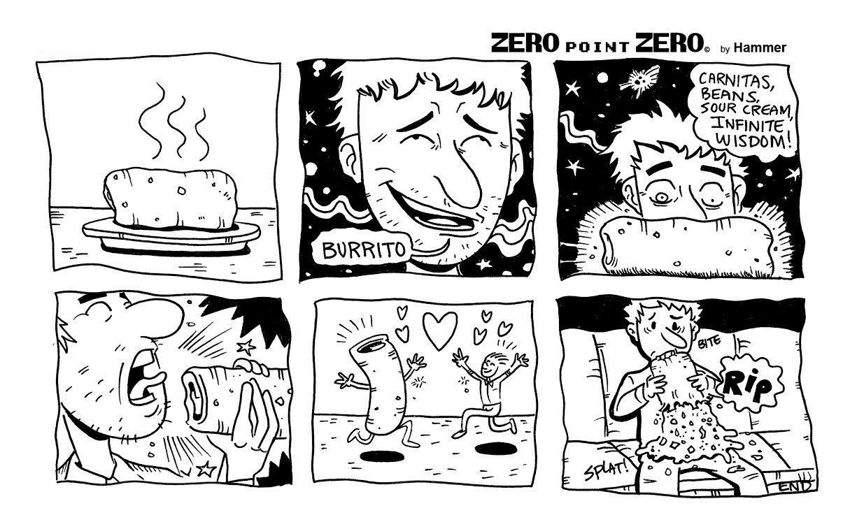 Burrito Especial!