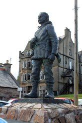 John Rae statue