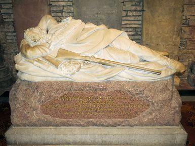 John Rae memorial, St Magnus Cathedral (photo D. Gordon E. Robertson)