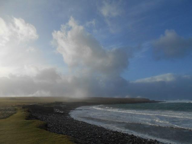 Bay of Skaill (photo F Grahame)