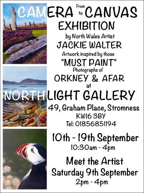 Northlight exhibition