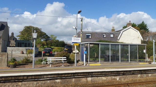 Portlethen Station