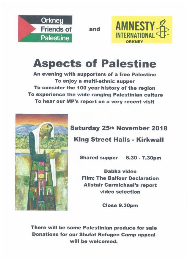Aspects of Palestine