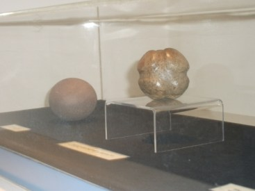 carved stone balls  Kirkwall Museum