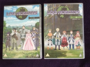 Log Horizon front