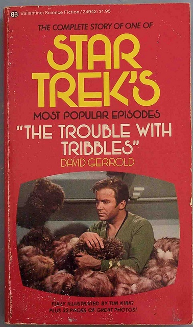 Trouble with Tribbles photo Chris Drumm