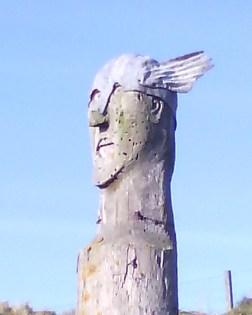 Orkney Totem Pole 2 B Bell