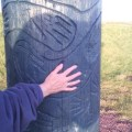 Totem Pole Hands B Bell