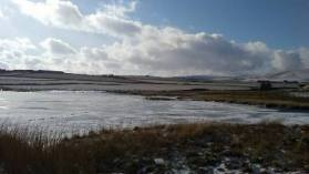March 1st Stenness Loch