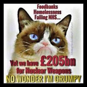 grumpy cat Nuclear weapons