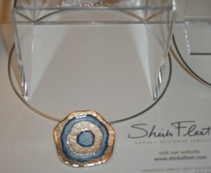 Sheila Fleet jewellry B Bell
