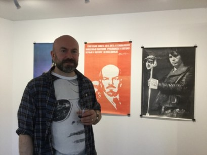 Robert Leslie exhibition 2