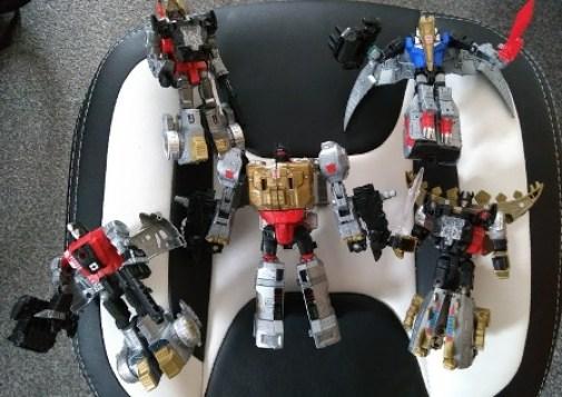 Transformer 3 for ON