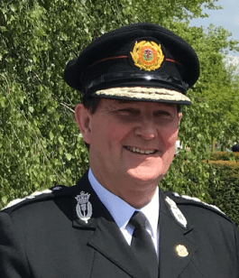 Simon Routh-Jones Chief Inspector Scottish Fire and Rescue Service