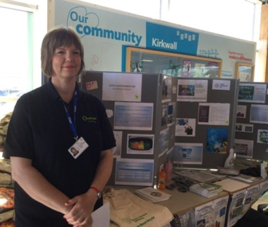 World Environment Day 2018 Jayne Venables