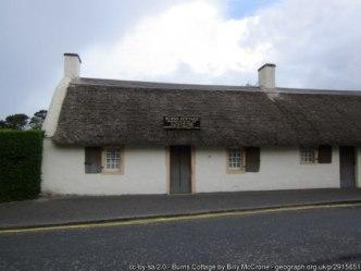 Burns Cottage Billy McCrorie