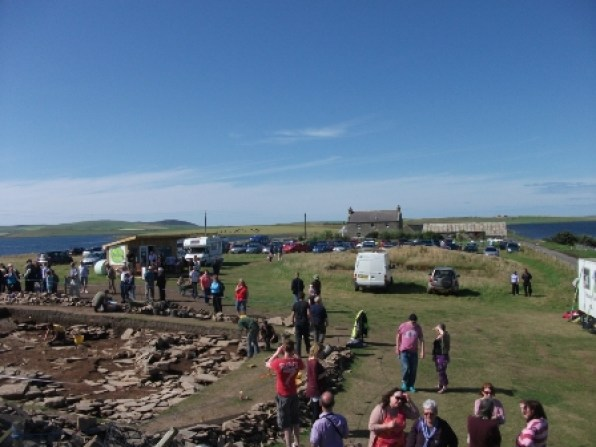 Ness of Brodgar B Bell