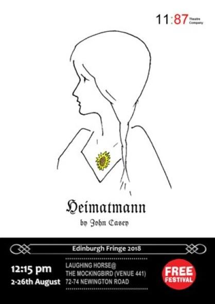 Heimantmann Edinburgh flyer front