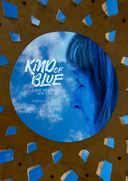 kind of blue Elaine Henderson Northlight