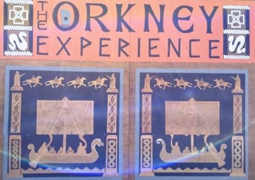 Orkney Experience 1 door