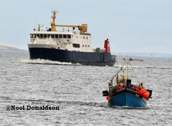 Westray boats