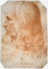 Leonardo da Vinci by Francesco Melzi