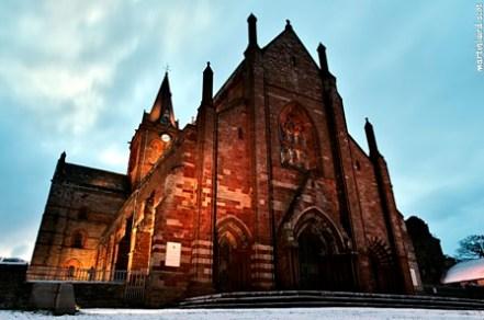 St Magnus Cathedral Orkney