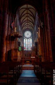 st magnus cathedral interior martin laird