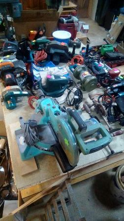 tools for sale Mens Shed 1
