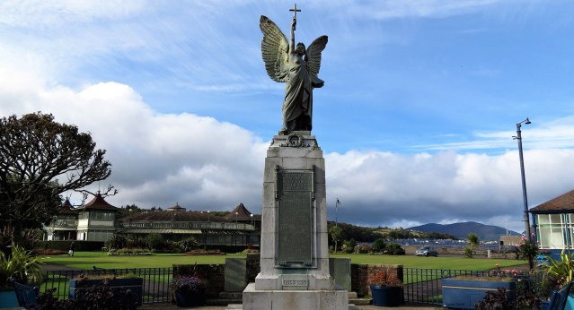 War Memorial Rothesay