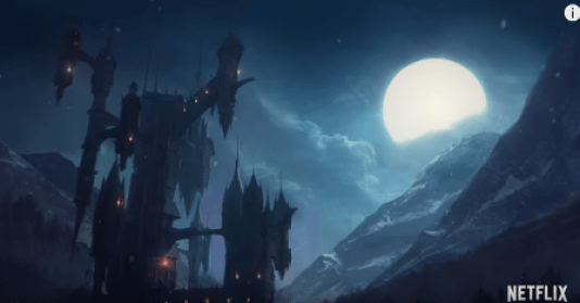 Castlevania season 2