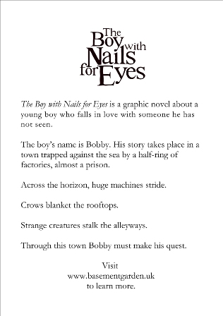 The Boy With Nails For Eyes