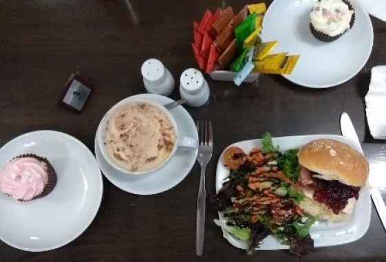 Pickaquoy cafe
