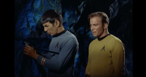 Star Trek Devil in the Dark