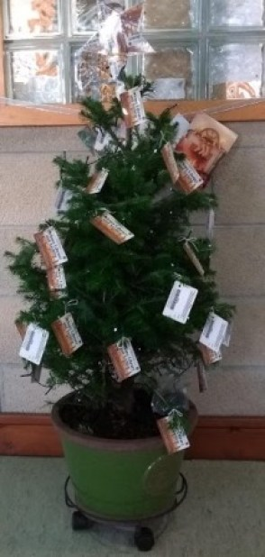 Christmas tree library 2