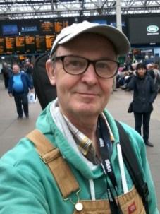 John Casey at Edinburgh Fringe 2018.